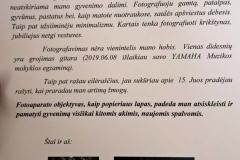 AUTORINE PARODA SAULES APSVIESTI